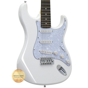 Guitarra Tagima Memphis Mg32 White
