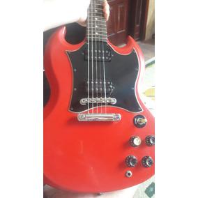 Gibson Sg Special Black Usa Guitarras - Instrumentos