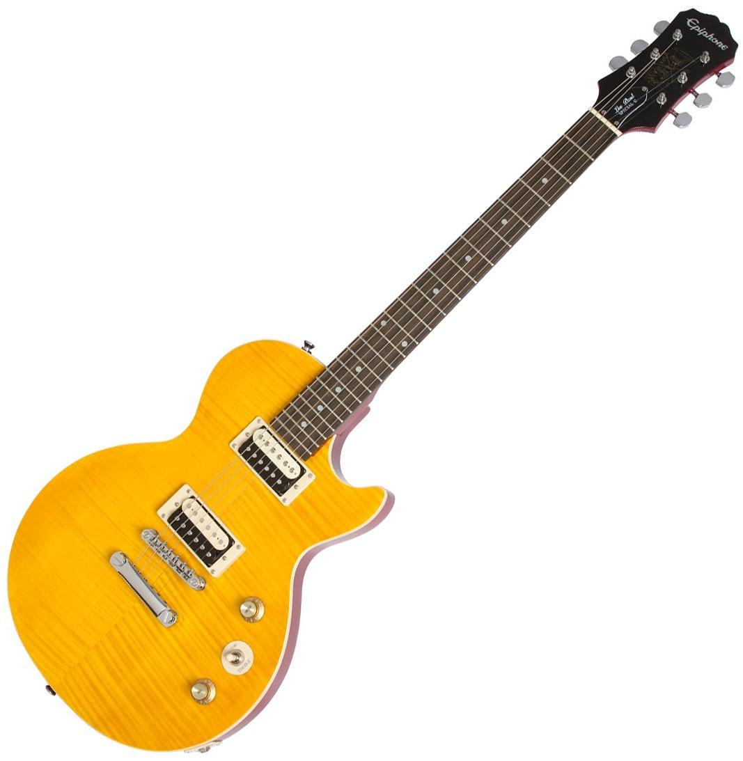 Guitarra Epiphone Les Paul Slash Afd Appetite Amber C funda ... ffe8a18832d