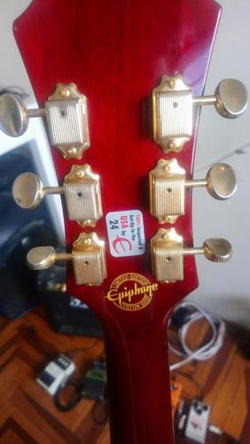 guitarra epiphone riviera p93 limited