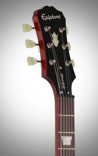 guitarra epiphone sg g400 pro