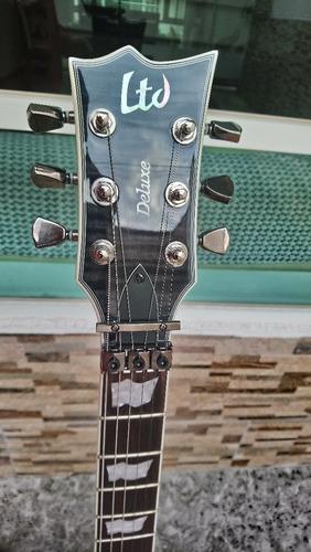 guitarra esp ltd eclipse ec-1001fr emg activos 81 60
