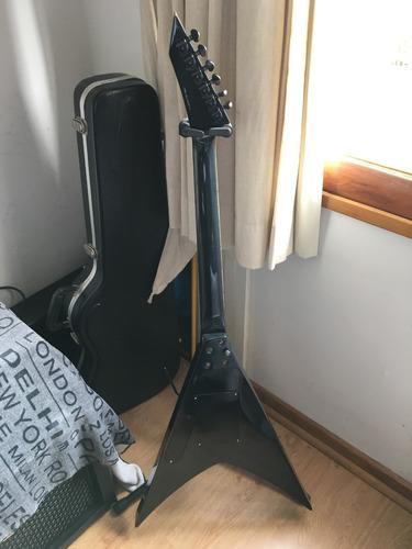 guitarra esp ltd v-250 emg+fr original