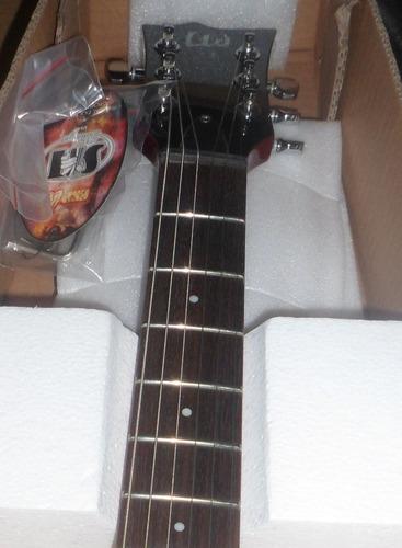 guitarra esp ltd viper-50 cherry