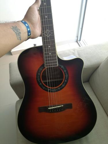 guitarra fender 300ce