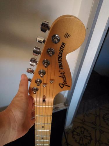 guitarra fender american special stratocaster sunburst