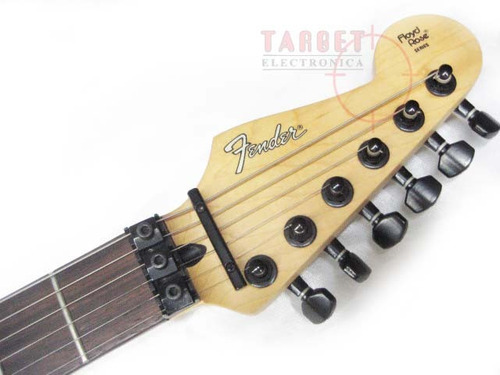 guitarra fender floyd rose ii con estuche rigido japan