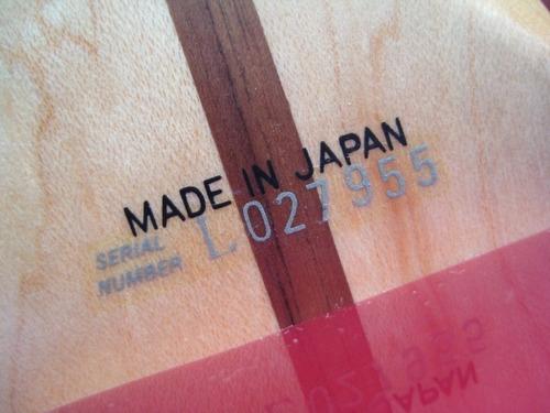 guitarra fender floyd rose ii con estuche rigido japan