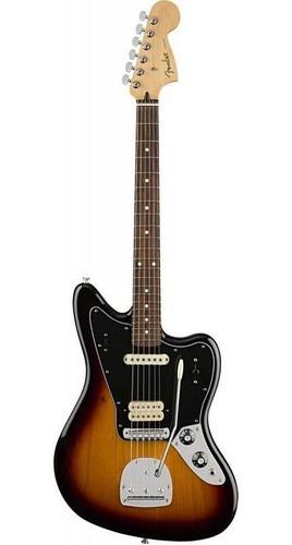 guitarra fender jaguar player 3-color sunburst