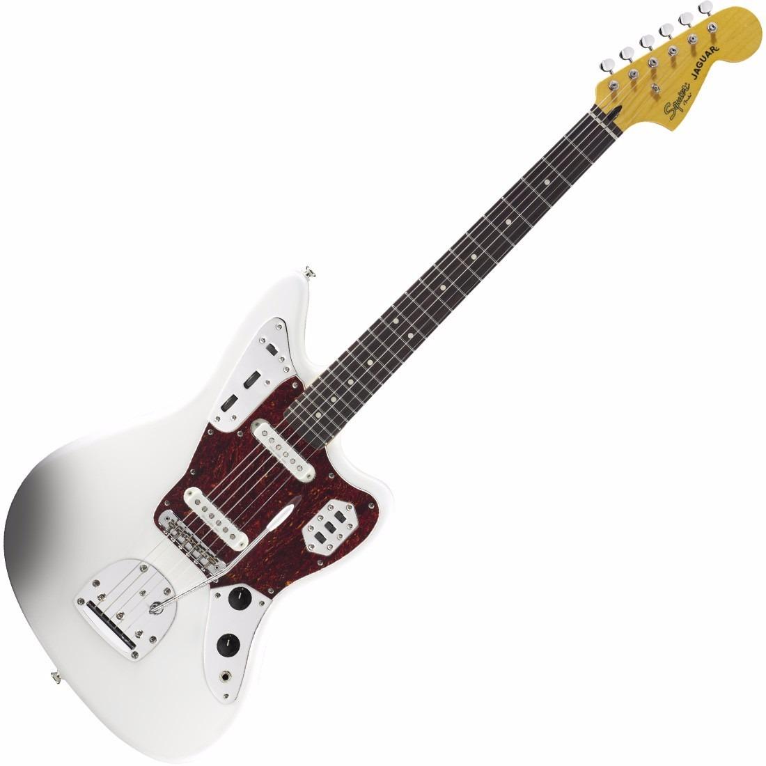 Agree, your Fender vintage jaguar