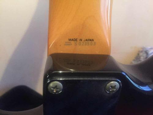 guitarra fender jazzmaster made in japan