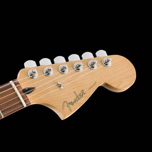 guitarra fender player jaguar pf blk 0146303506