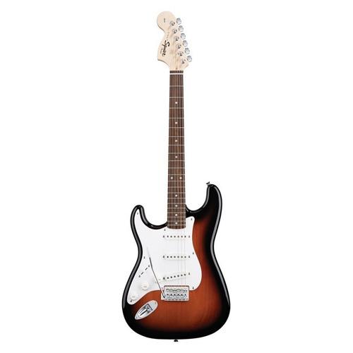 guitarra fender squier affinity stratocaster zurda