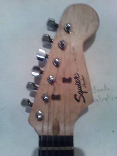 guitarra fender squier bullet strat hss negociable