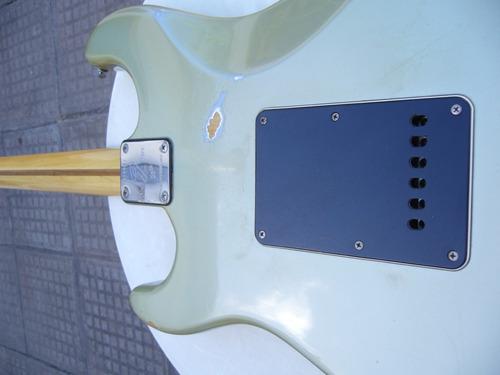 guitarra fender stratocaster 25 anniversary