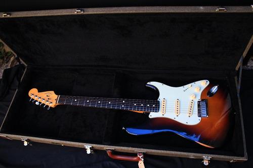 guitarra fender stratocaster american standard 1997 usa