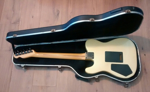 guitarra fender telecaster contemporary 1984