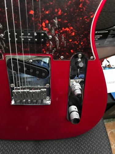 guitarra fender telecaster deluxe series