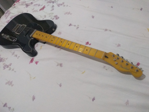 guitarra fender telecaster modern player + boss gt100