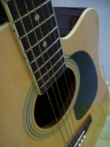 guitarra folk marca  spectrum . ail -123