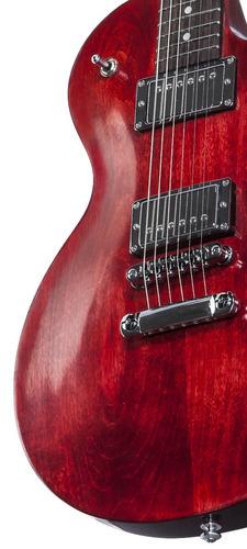 guitarra gibson les paul 2017 hp faded worn cherry cuotas