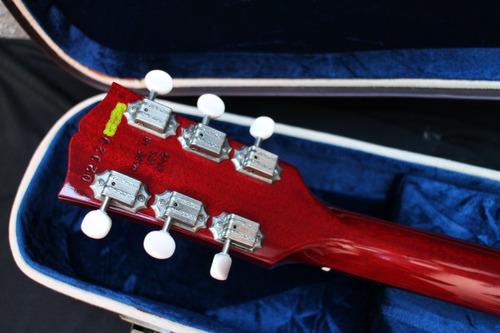 guitarra gibson les paul junior special 2009 trastera ebano
