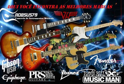 guitarra gibson lp less plus p90 goldtop limited c/ nf-e