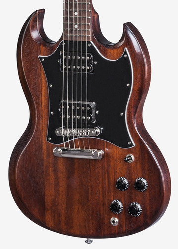 guitarra gibson sg 2017 faded worn brown cuotas