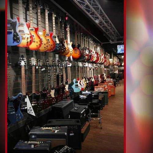 guitarra gibson sg fusion ebony