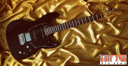 guitarra godin session plus