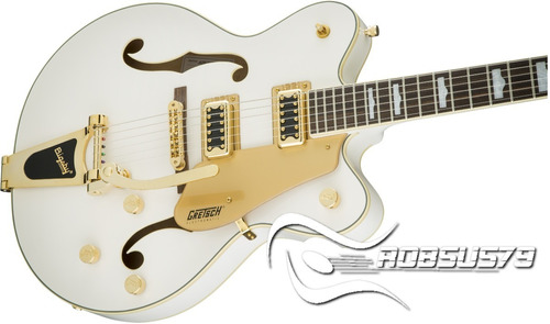 guitarra gretsch g5422tg ltd. ed. electromatic  snow white