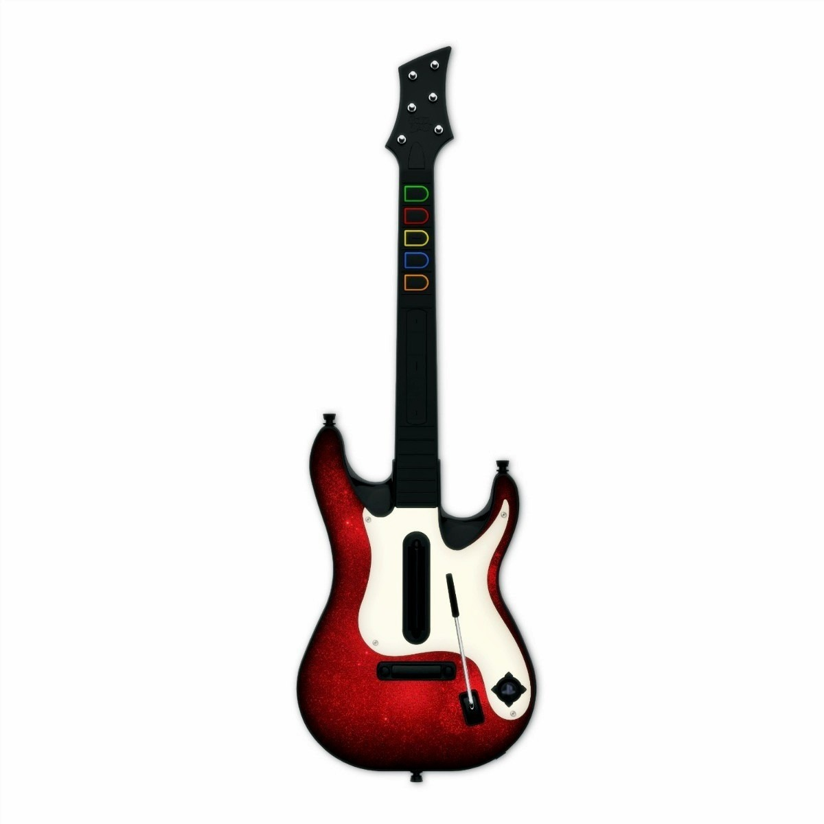 guitarra guitar hero 5 ps3 playstation 3 ps4 r 349 49. Black Bedroom Furniture Sets. Home Design Ideas