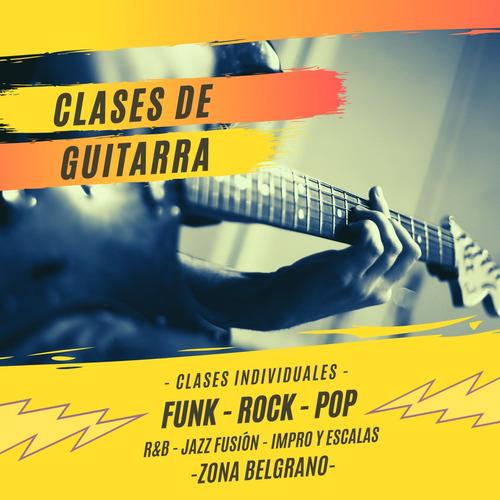 guitarra guitarra clases
