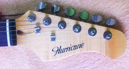 guitarra hurricane e-201