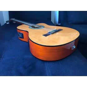 Guitarra Ibañez -ga3ece-am ¡oferta! $1.100.000 Forro Duro