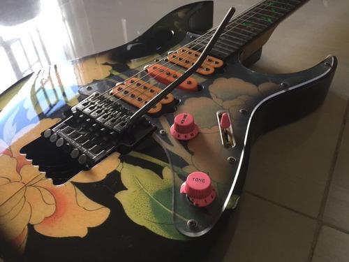 guitarra ibanez jem 77fp - made in japan