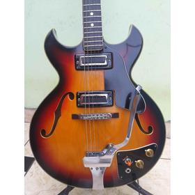 Guitarra Ibanez Maxitone 1960 Vintage De Colección