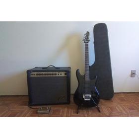 Guitarra Ibanez Roadstar 2 Rg 440+case Original+apmlificador