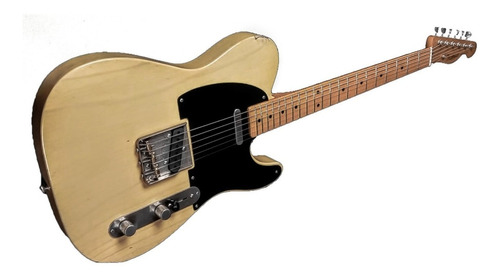 guitarra iconic telecaster dirty blonde