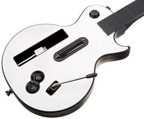 guitarra inalámbrica para wii guitar hero y rock band (excl