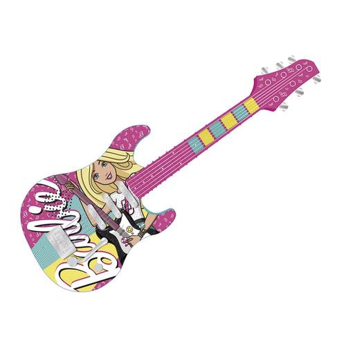 guitarra infantil barbie fabulosa