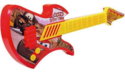 guitarra infantil violao carro disney mini brinquedo musical