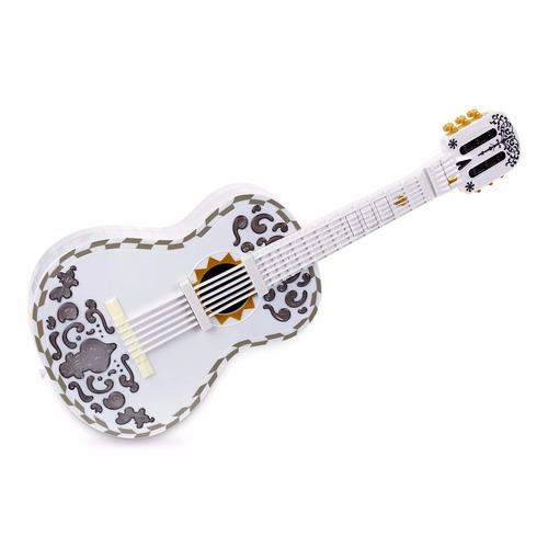 guitarra interactiva con luces miguel hector coco disfraz