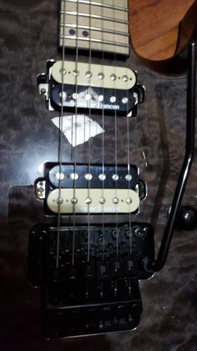 guitarra jackson profesional ltd ibanez gibson schecter