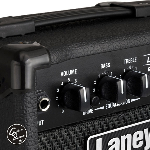 guitarra laney amplificador