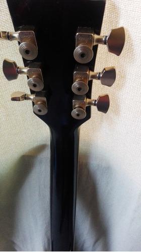 guitarra les paul luthier aristides gracia