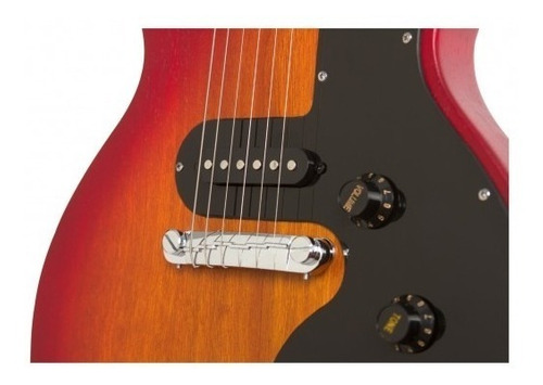 guitarra lespaul gibson epiphone sl heritage chery sunburst