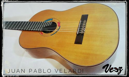 guitarra luthier 7 cuerdas de concierto