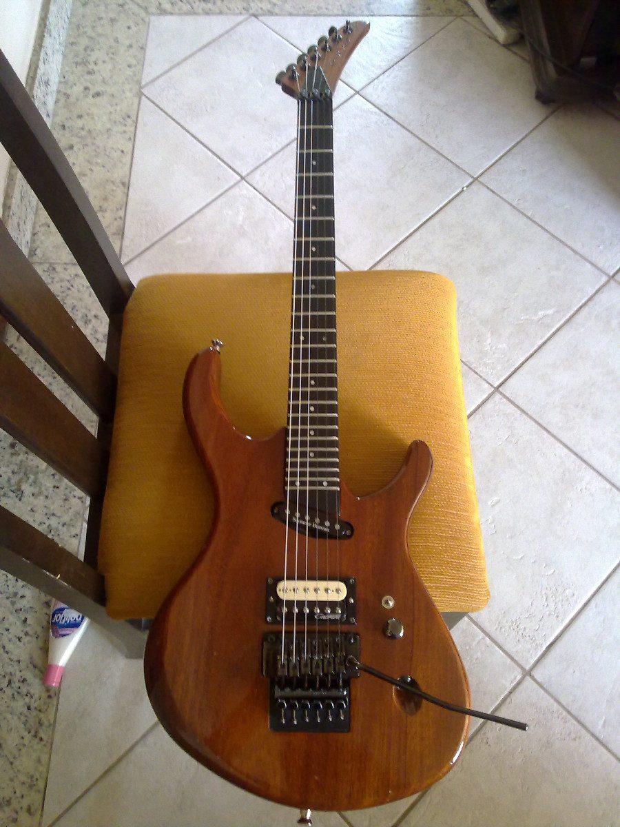 guitarra luthier evora cheruti ferragens gotoh seymour e