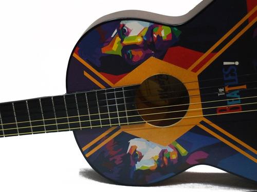 guitarra metallica, pink floyd, beatles, guns n roses, elvis